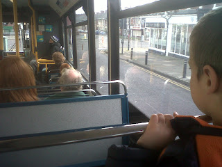 on the bus north tyneside buses