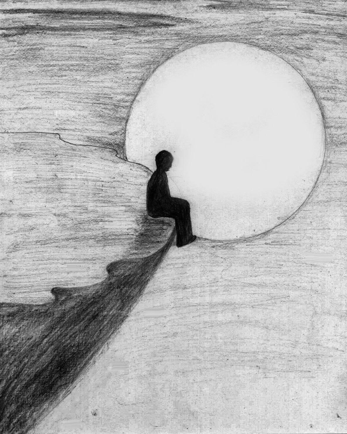 I am alone