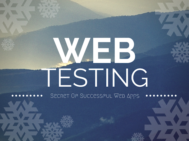 Web Application Testing Tips