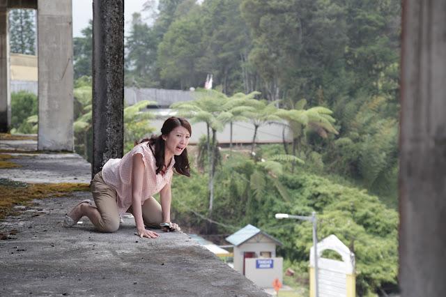 《平平安安 Find My Dad》 - 平妈 Ping Ma(Jeanette Aw 欧萱 饰)