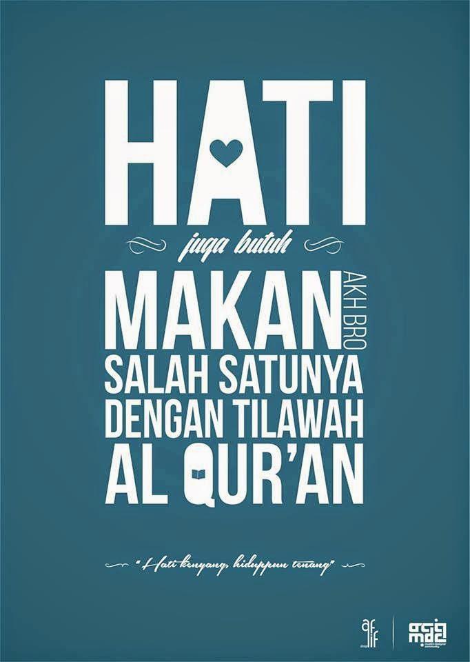 15 Desain Poster Dakwah Karya MDC Muslim Designer