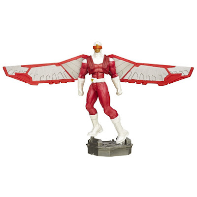 TOYS : JUGUETES - PLAYMATION  Marvel Avengers - Falcon  Hero Smart Figure | Figura - Muñeco  Producto Oficial Disney 2015 | Hasbro B2830 | A partir de 6 años Comprar en Amazon