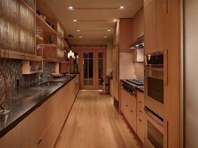 rediseño cocina madera
