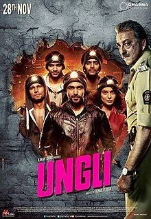 Ungli Movie Review, Ungli Bollywood Movie