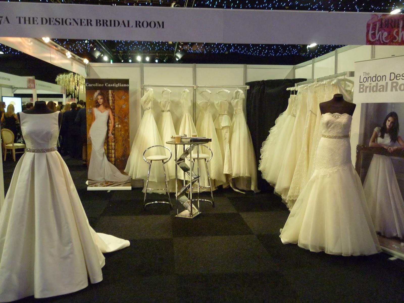 The London Designer Bridal Room Caroline Castigliano at the London