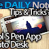 Samsung Galaxy Note 2 Tips & Tricks (Episode 26: Cool S Pen App: Photo Desk in Samsung Apps)