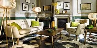 El tapizado capitone en salones