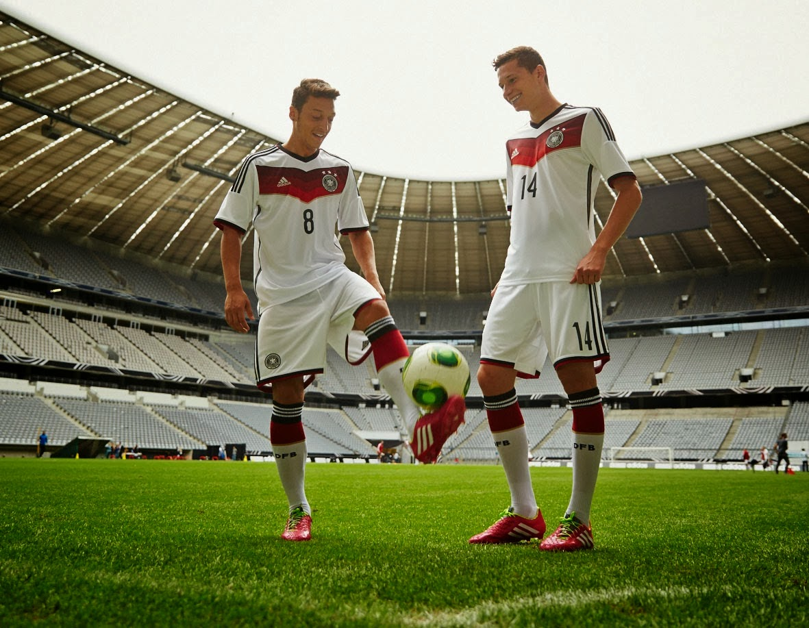 Germany 2014 World Cup Home Kit JERSEY