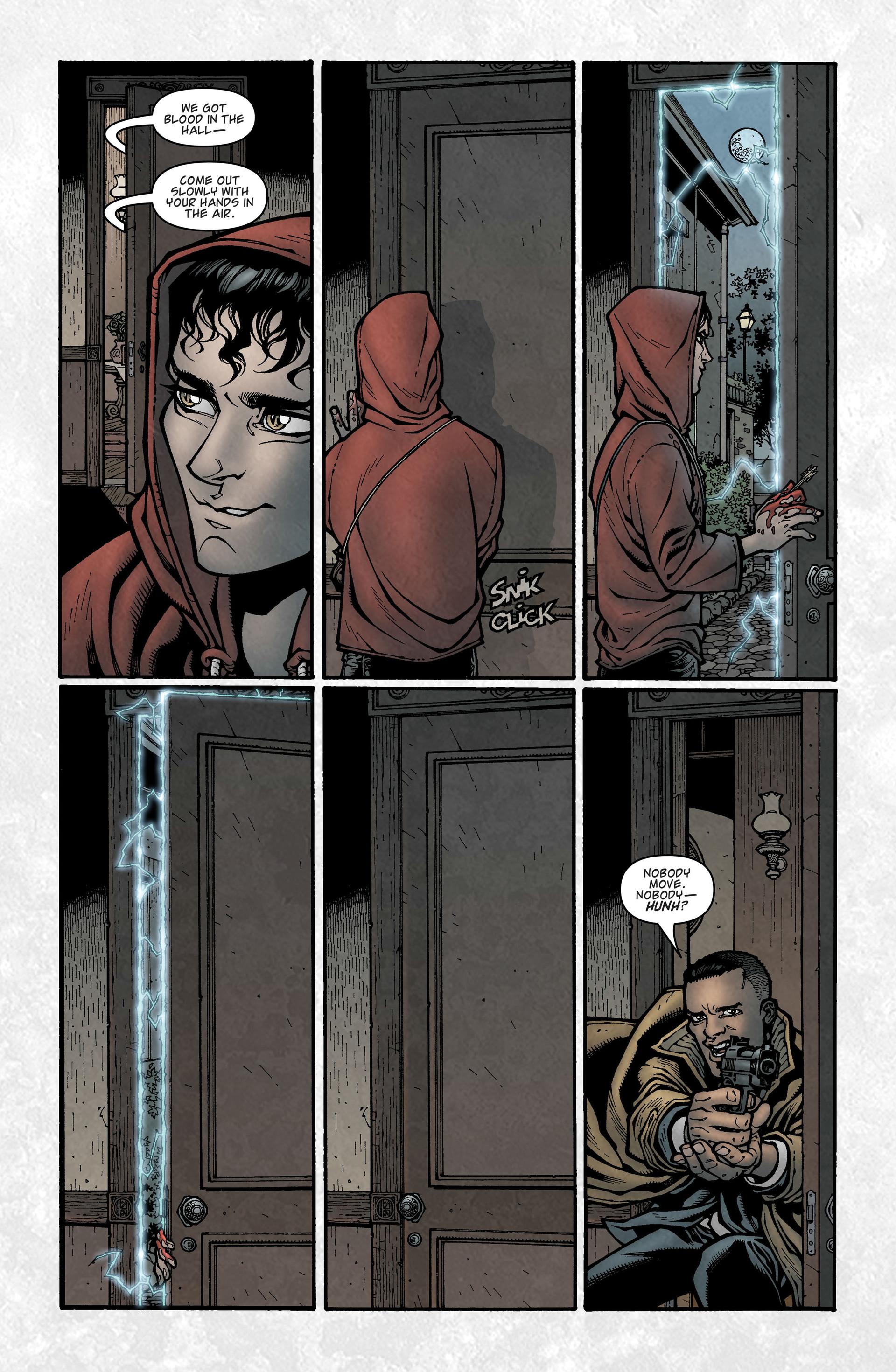 Locke & Key (2008) Issue #6 #6 - English 29