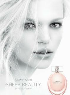 Perfume Feminino Calvin Klein Sheer Beauty