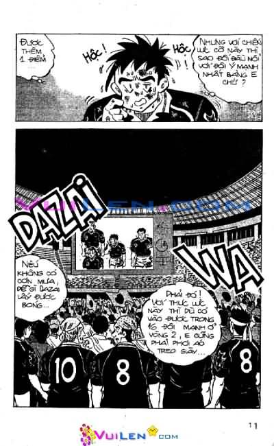 Jindodinho - Đường Dẫn Đến Khung Thành III Tập 66 page 11 Congtruyen24h