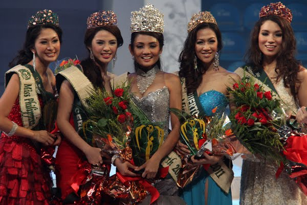 Miss Philippines Earth 2011 semifinalists,Miss Earth Philippines 2011 semifinalists