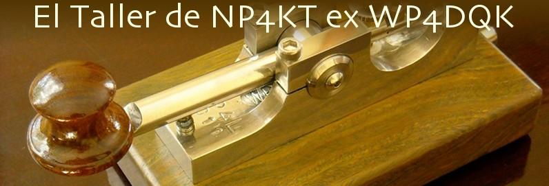 El Taller - NP4KT ex  WP4DQK