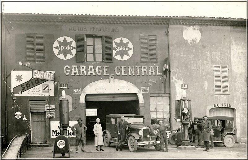 L 39 univers du garage et de la station service cartes for Garage ford saint maximin