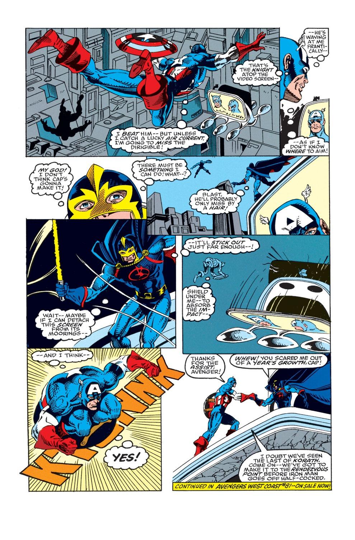 Captain America (1968) Issue #399 #338 - English 18