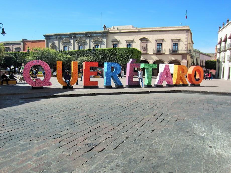 Plaza de Armas, Querétaro, Mexico