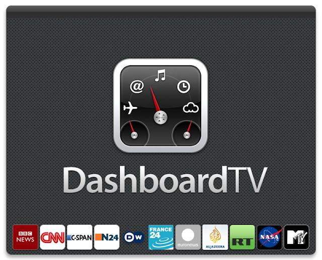 DashboardTV