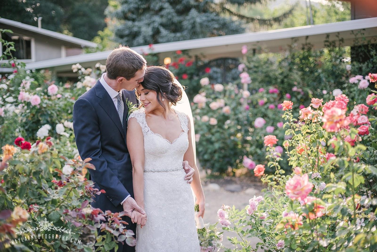 Kayla F Photography Marin Art And Garden Wedding San Francisco Stephanie Jacopo Married