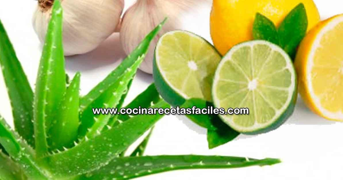 Receta de remedios naturales para purificar los pulmones
