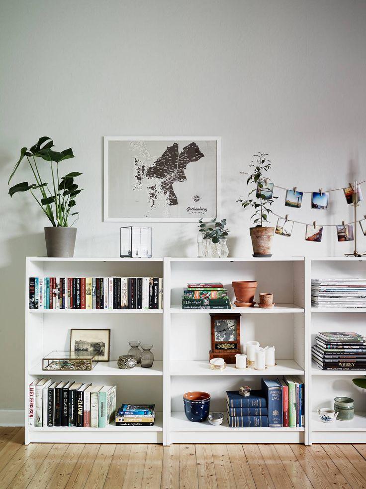 tunne tilat 6 x matala kirjahylly. Black Bedroom Furniture Sets. Home Design Ideas