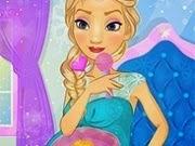 Frozen Elsa Womb Baby
