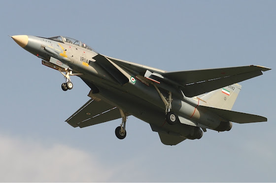 Iran Air Force Grumman F-14A Tomcat (Sharifi)