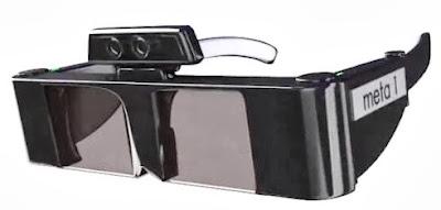 Meta SpaceGlasses