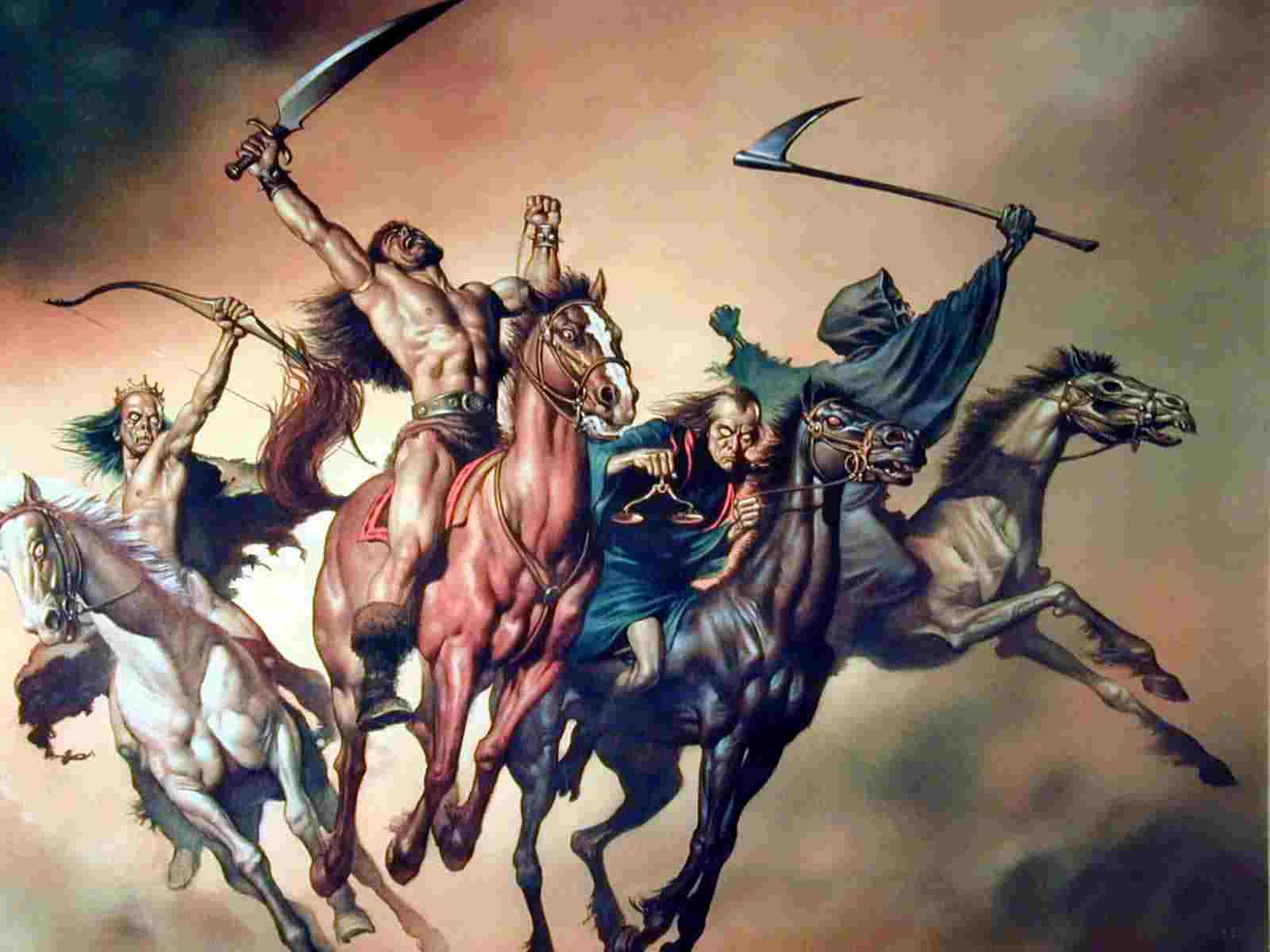 HR Case Studies: The Four Horsemen of the Apocalypse: Darren, Sepp