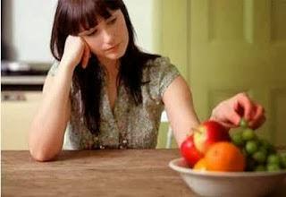 Solusi Kurang Nafsu Makan
