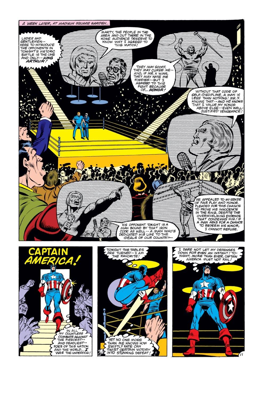 Captain America (1968) Issue #271 #187 - English 12