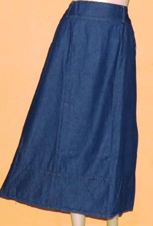 Rok Cantik Muslim RM276