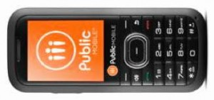 ZTE C76 budget phone at Public Mobile
