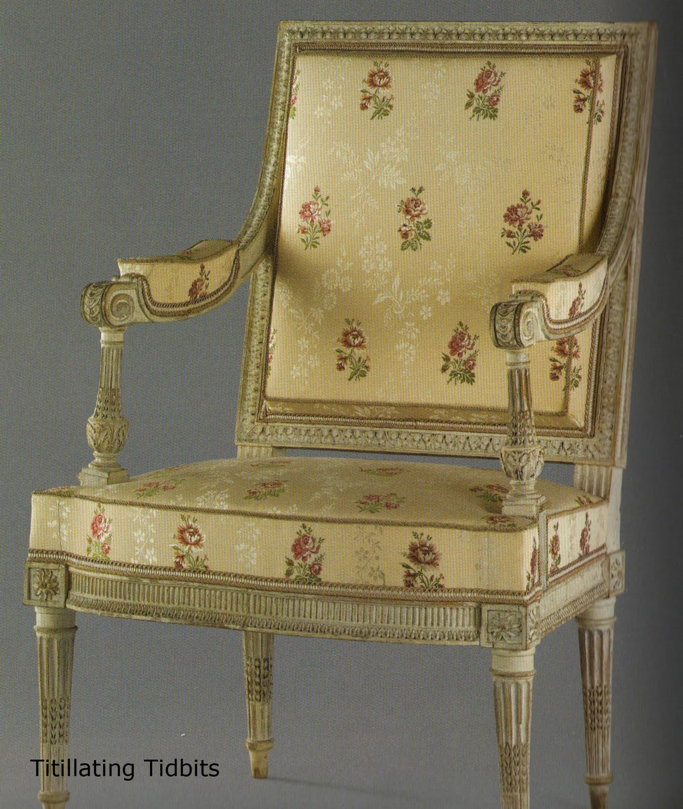 Titillating Tidbits About 18th Century France