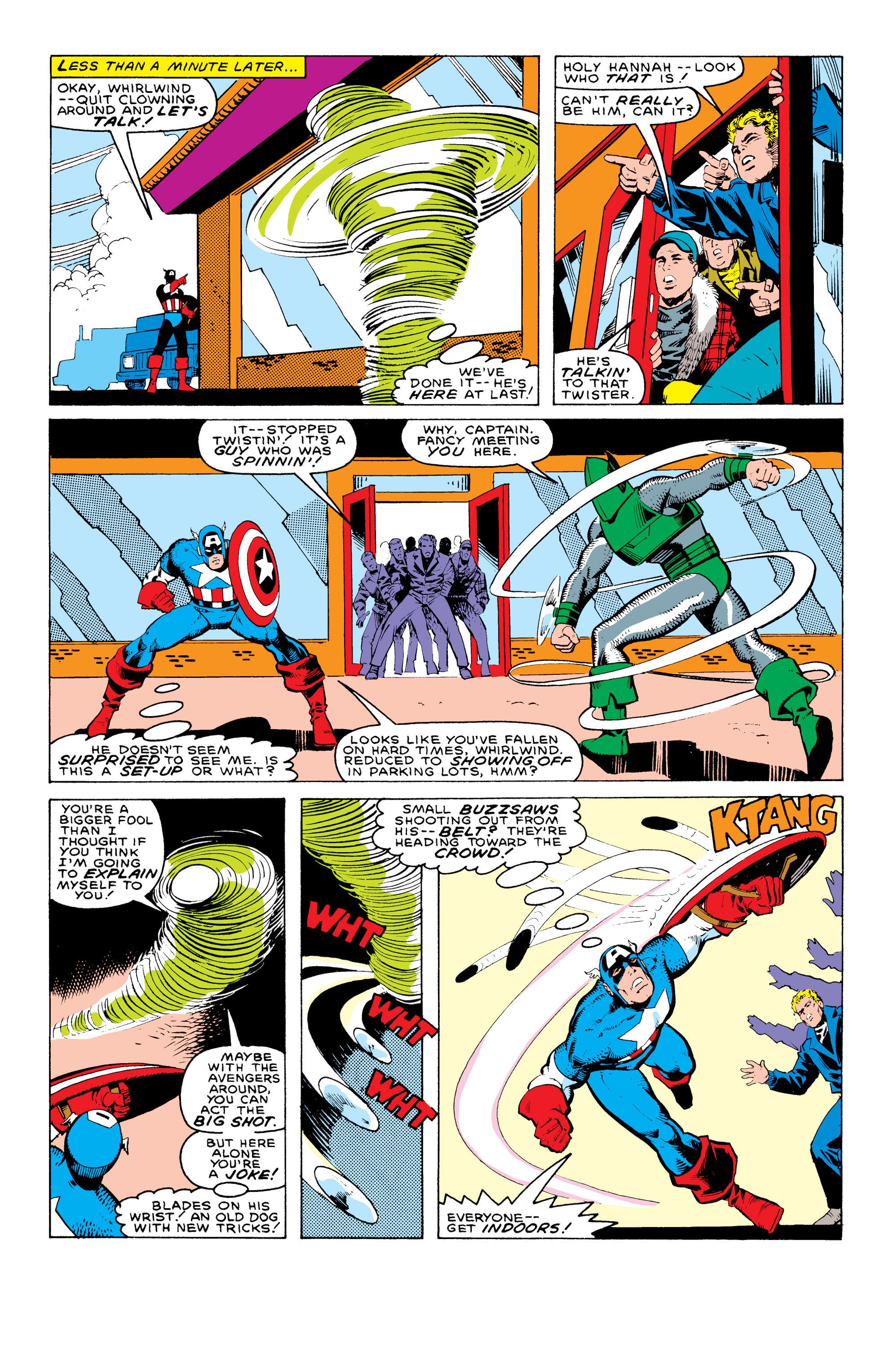 Captain America (1968) Issue #324 #253 - English 14