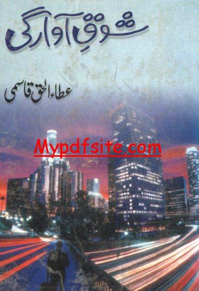 Shouq e Awargi Novel Book