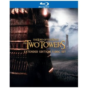 Lord of the Rings Two Towers Blu Ray Release Date