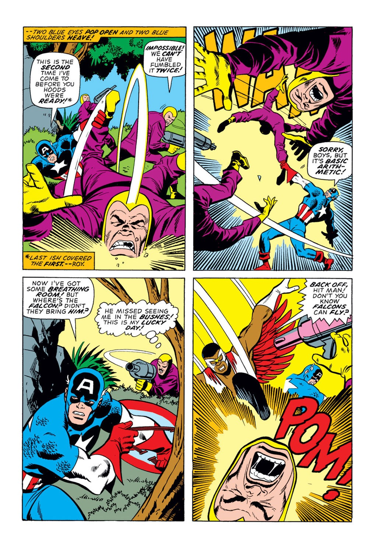 Captain America (1968) Issue #172 #86 - English 5