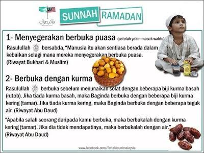 berbuka, puasa, ramadhan, kurma, segera, ruttab