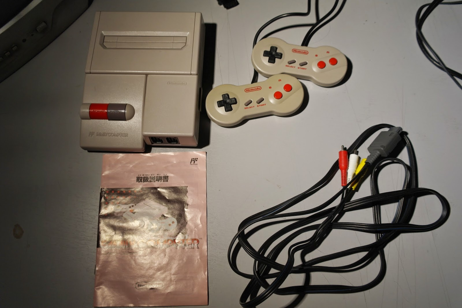 Somerussianmariodude January 2015 Nintendo 64 Av Cable Wiring Diagram The Was Put Here By Myself Originally When I Bought This Console Came In Separate Package There Just Manual
