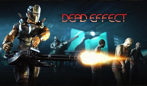 Dead Effect v1.2.1 Apk + Data Mod [Unlimited Money e Gold / Full]