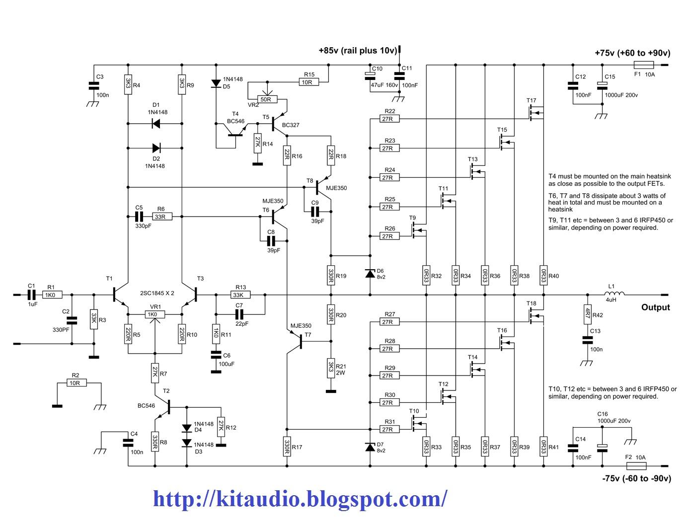 Audio Kit Circuits  400