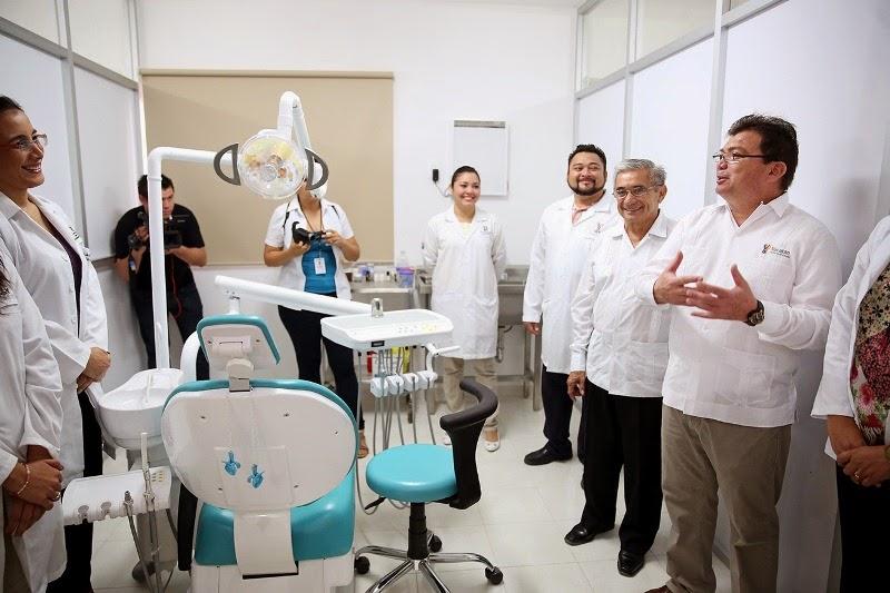 M rida entregan centro de salud con servicios ampliados - Centro de salud merida ...