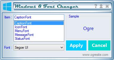 Cara Mengubah Huruf di Windows 8