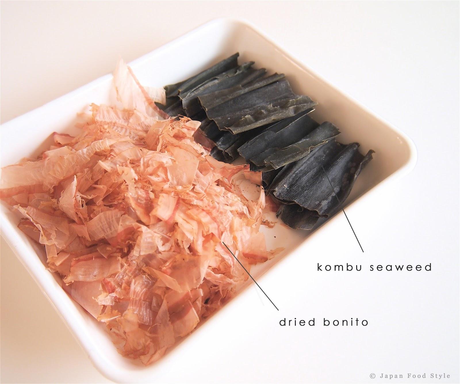... ] How to make Dashi stock (Japanese fish broth) | Japan Food Style