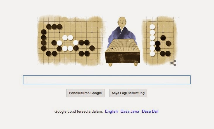 google doodle 2014