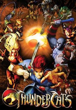 Thundercat  on Cine En Casa Dvd  Los Thundercats 2011   1   Temporada  2 Dvd