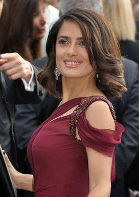 Salma Hayek Latest Pic