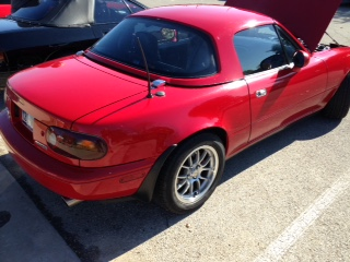 1995 mazda miata conversion