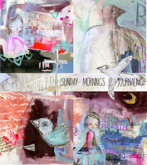 http://www.mindylacefieldart.com/2015/04/sunday-mornings-2-journaling.html