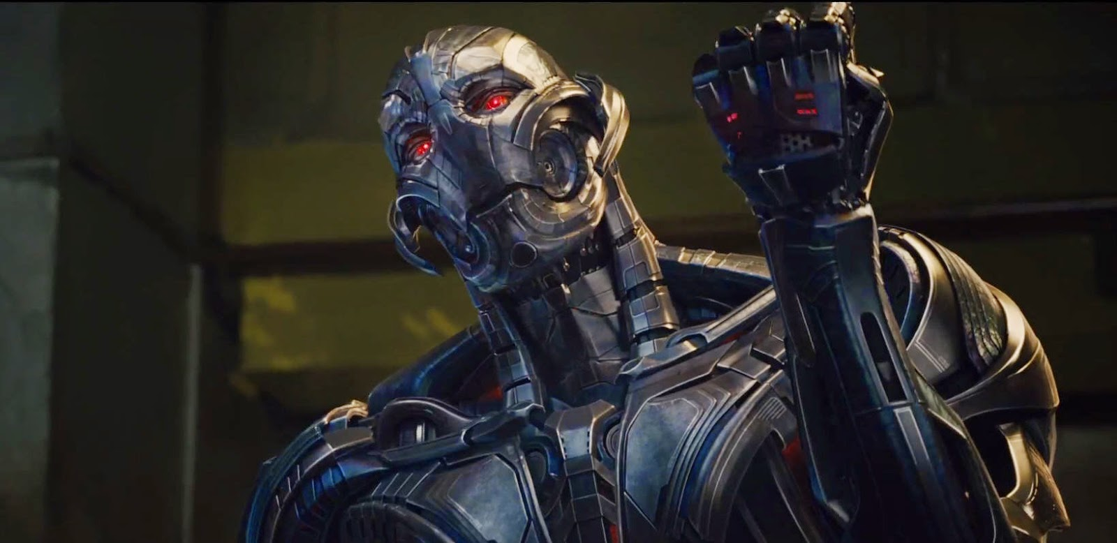 Avengers - Age of Ultr...